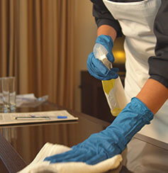 All Room Sanitized at Holiday Inn & Suites Parsippany Fairfield